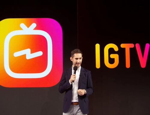 IGTV :  la nouvelle plateforme vidéos d'Instagram