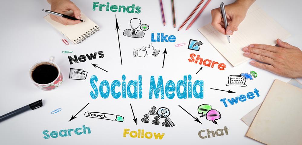 Gestion de réseaux sociaux