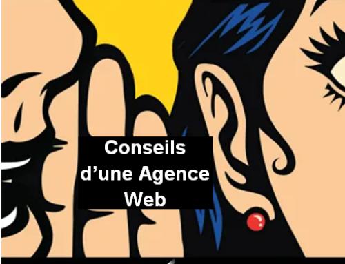 Conseils d'une agence web : Comment réussir sa stratégie Web en 2020
